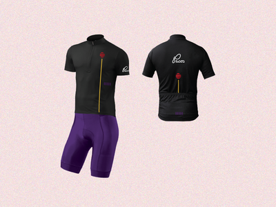 Pacos Cycling Kit branding bike apparel cycling design