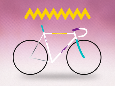 Serotta Paint Scheme vector bike painting cycling design illustration