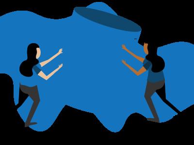 Database Migration Illustration