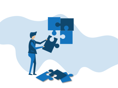Putting the pieces together Illustration