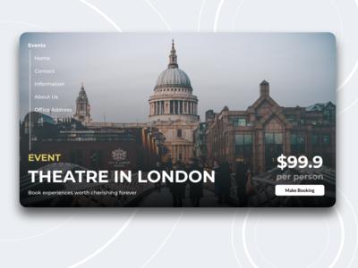 City UI Shot - London
