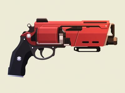 Epic Armory – Duke MK44 Hand Cannon