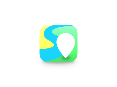 App Icon Refresh app icon update map pin