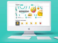 Emazon | Emotion Store Concept