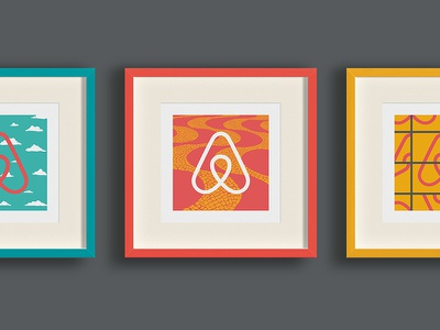 Bélo Art Project brazil airbnb illustration poster design graphic art frame