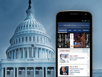 PRESIDENTIAL INAUGURATION CAMPAIGN - APP