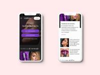 Eudora mobile site