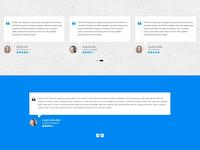 Testimonial Quotes Design #2