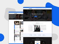 New Business Html/CSS Template - Nobis