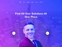 Personal Website - Resume, Vcard, portfolio