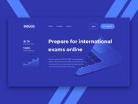 Prepare for international exams online