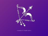Scorpio - #9 quirky gypsy zodiac illustration