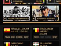 Video's & World Tour Calendar