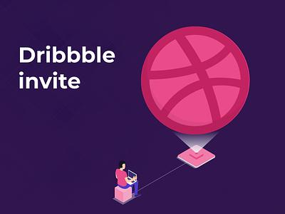 Dribbble Invite Giveaway invite giveaway invite dribbbble shot