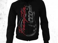 Peter Frampton - Guitar Hoodie