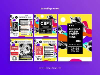 Branding event