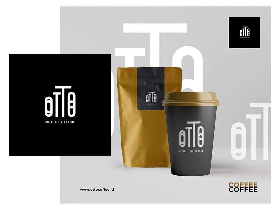 Otto Coffee graphicdesign vector ui typography ios book web layout app adobe grapicdesign advertising uiux graphic branding logo photoshop ilustration digitalimaging design