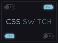 CSS Switch 0