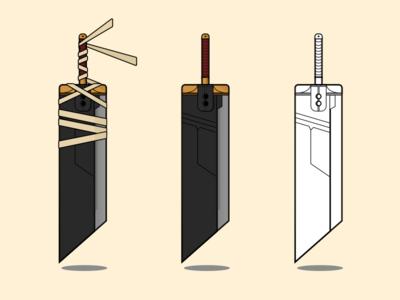 Buster sword