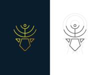 Deerline Logo Process