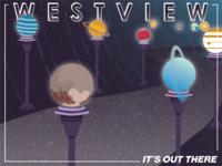 Travel Poster - EMU Westview