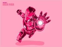 Iron Pink