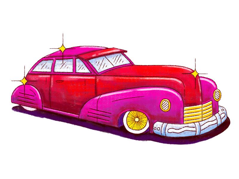 Lowriding freelancer director art design drawing joshlees illustration