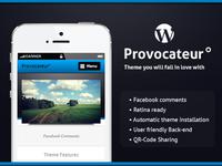 Provocateur° mobile