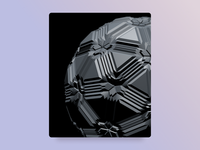 Metal Globe CGI 3d animation web design desktop cgi graphic design metal 3d artist 3d art c4g 3d ui