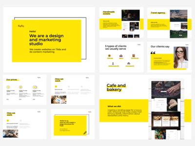 Presentation for an agency slide design slide deck keynote presentation keynote template presentation layout presentation designs keynote presentation design ppt presentation