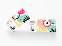 ilo women | Packaging Concept