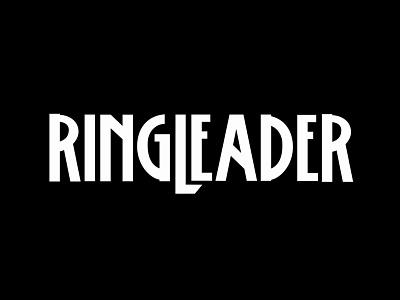 Ringleader circus ringleader eliquid design branding logo
