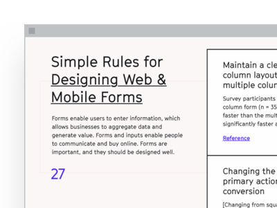 """New"" Guide Design svg portfolio work ui ux brutalist design personal web site"