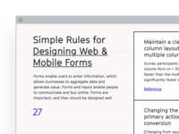 """""""New"""" Guide Design"""