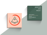 Mountain Mind Project Business Card