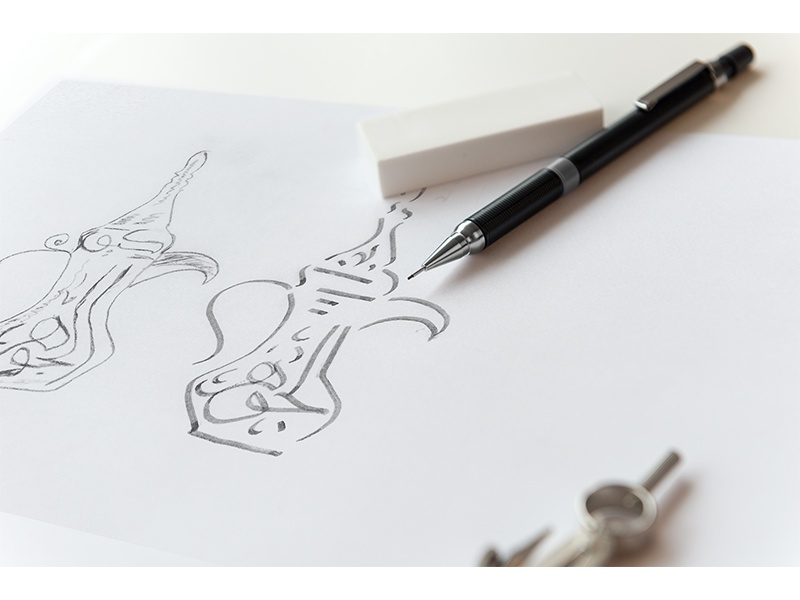 Sketch Logo logo design typography