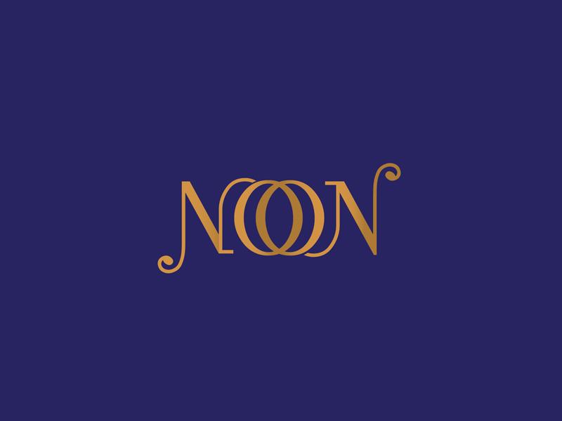 LOGO NOON design logo