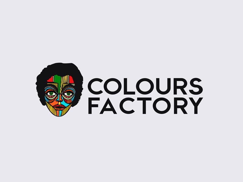logo colours factory design logo