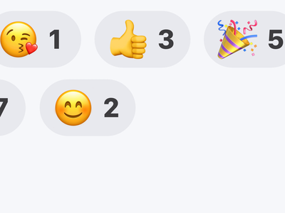 Reactions in Front reactions reaction emojis emoji email frontapp front