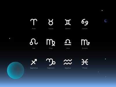 Constellation Icon