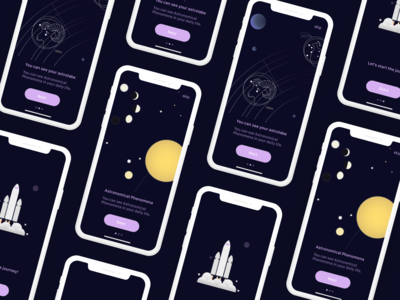 Astrology on boarding