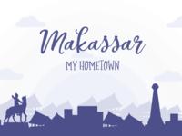 makassar my hometown