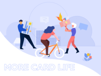 More Card Life