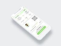 Daily UI 24 Boarding Pass Design