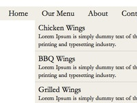 London Burger - A Design For Domestic Burger Shop