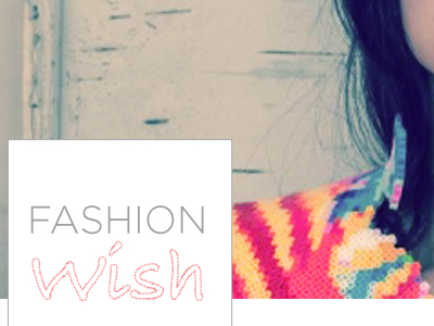Fashion wish   a new social network developerd at  glow labs