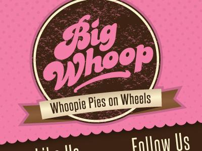 Big Whoop Truck Logo & Site logo website