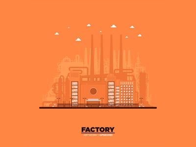 Monochromatic Flat Factory