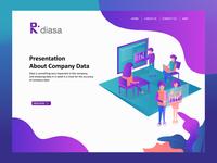 Presentation About Company Data. Analyst Data