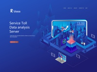 Template Sketsa Isometric Data Base Processor 01 01